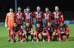equipe de football Les Herbiers coup de france 2018