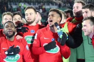 quart de finale coupe de France 2018 equipe des Herbiers