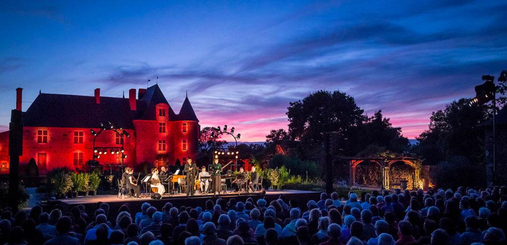Festival de musique Baroque en Vendée