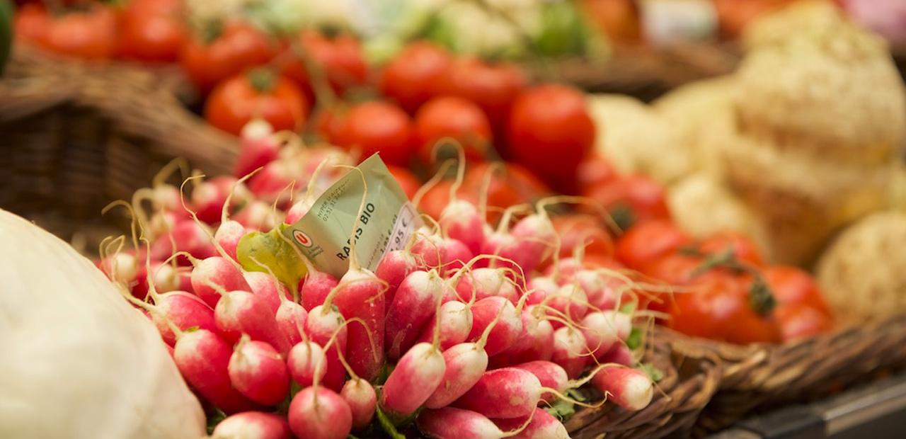 U de Vendée - rayon fruits et légumes