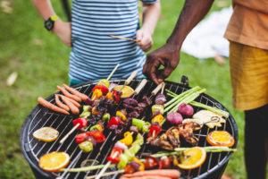 Un barbecue dans votre super u