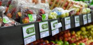 Les produits bio dans votre magasin u