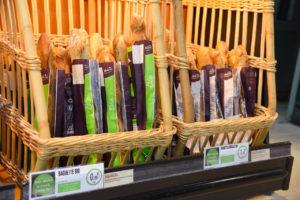 Du pain bio fabrique dans votre magasin U