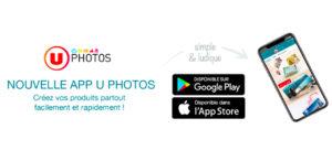 Commandez vos photos dès maintenant avec l'appli UPhotos !