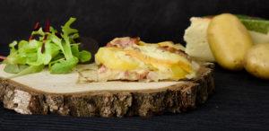 Découvrez la recette de mizotiflette avec les magasins U de Vendée