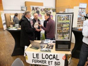 salon des producteurs de Vendée avec les magasins U de Vendée
